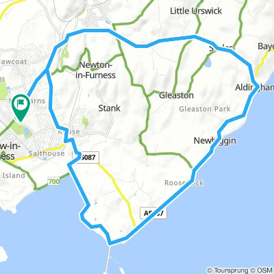 Ride with George 30/06/2018
