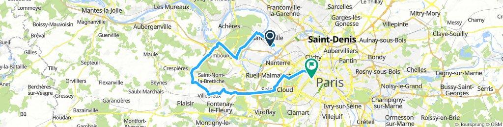 Dernière étape du Tour de France 2018