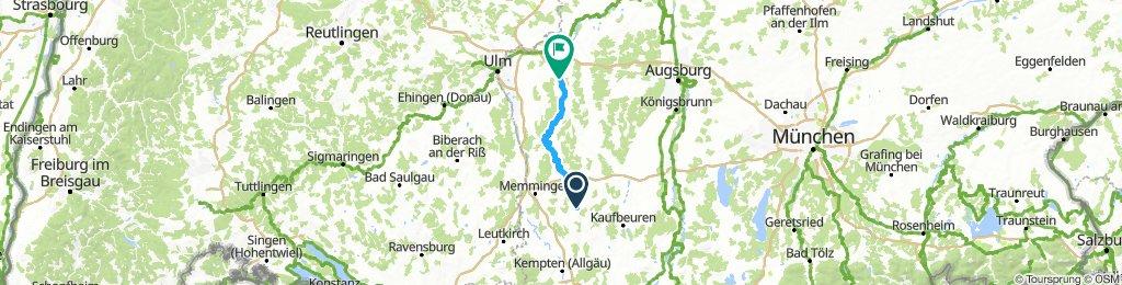 Engetried, Günzradweg, Ichenhausdn