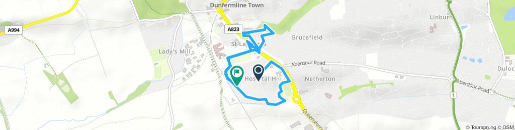 Brief Saturday Course In Dunfermline