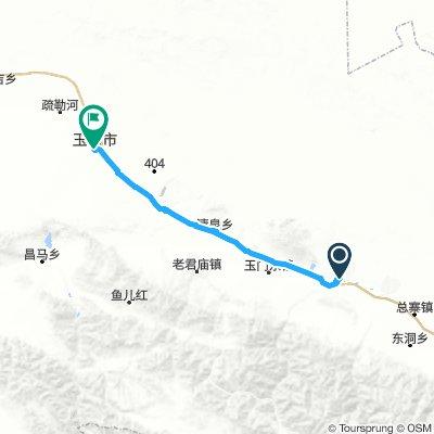 夏チベット 13日目