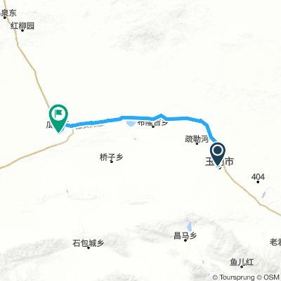 夏チベット14日目