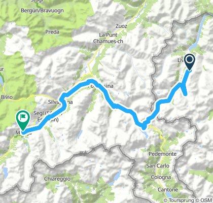 Transalp_Etappe_5_Livigno_-_Maloja