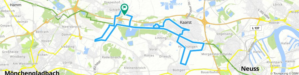 Tour Kaarst