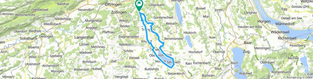 Sempachersee-Rundfahrt