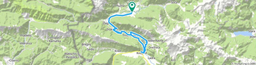 Soca trail