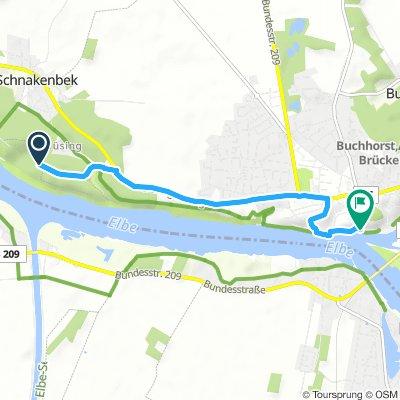 Brief Sonntag Course In Schnakenbek