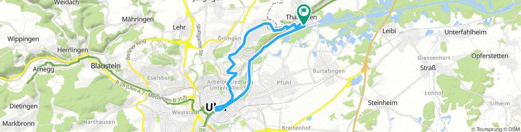sonntagabend Route