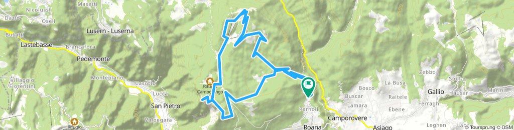 Roana - Forte Verena - Forte Campolongo