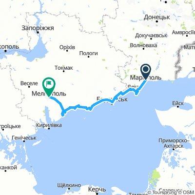 Mariupol-Melitopol