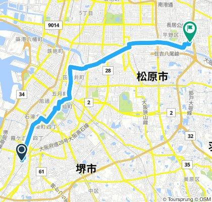 Easy 月曜日 Track In 堺市西区