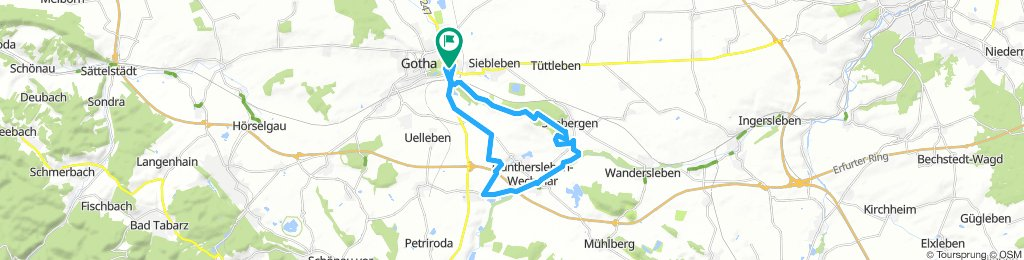 Extensive Montag Track In Gotha