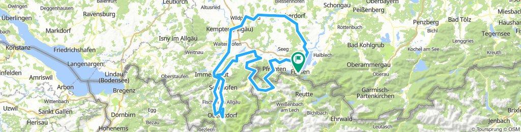 Südostrunde Allgäu