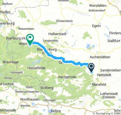 Von Alterode nach Wernigerode