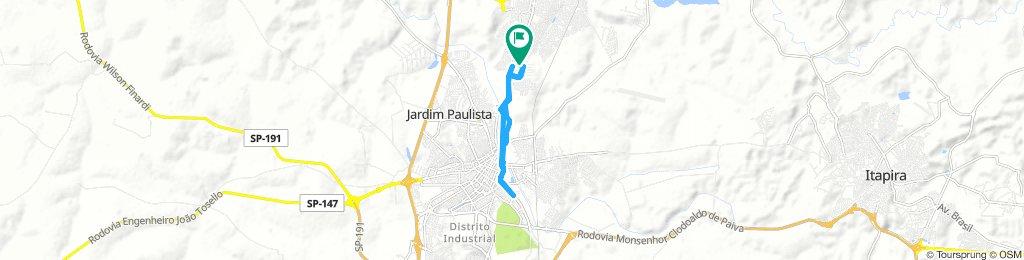 Lengthy Evening Route In Mogi Mirim 067