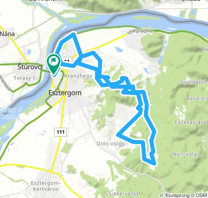 Duna Maraton Rockrider Rövidtáv 2018