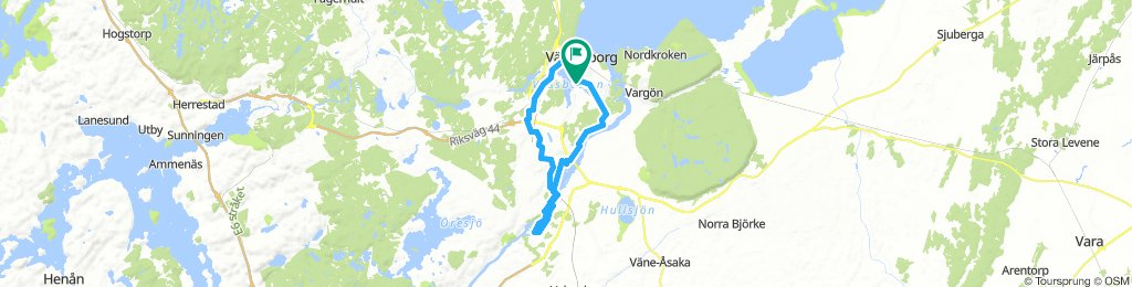4. Tg. Vänersborg - Trollhättan