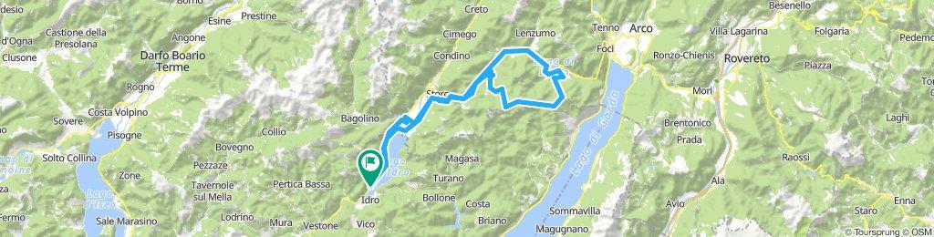 PŘ 29z AT2018 - Lago Idro - Tremalzo