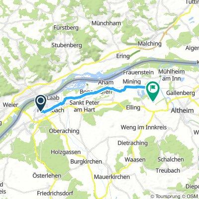 Appersting über Bogenhofen