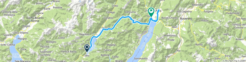 PŘ 31z AT2018 - Lago Idro - Riva Garda