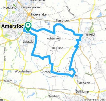 2018 07 03 Door het paradijs bij Amersfoort.