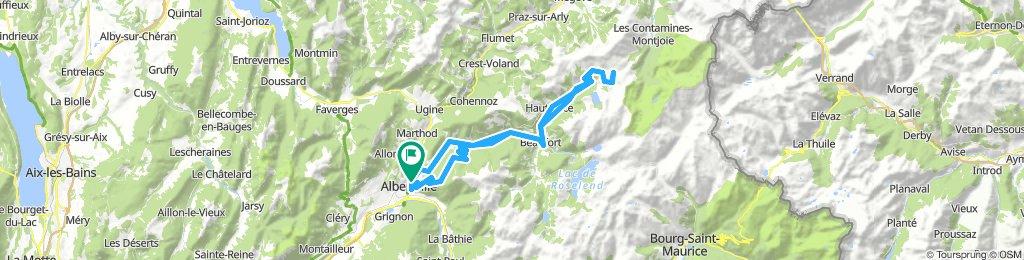 2018-06-15 / Col des Cyclotouristes + Col du Joly