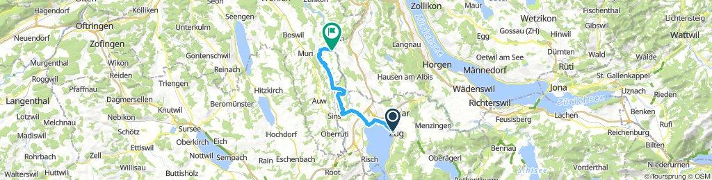 naar Ottenbach.gpx