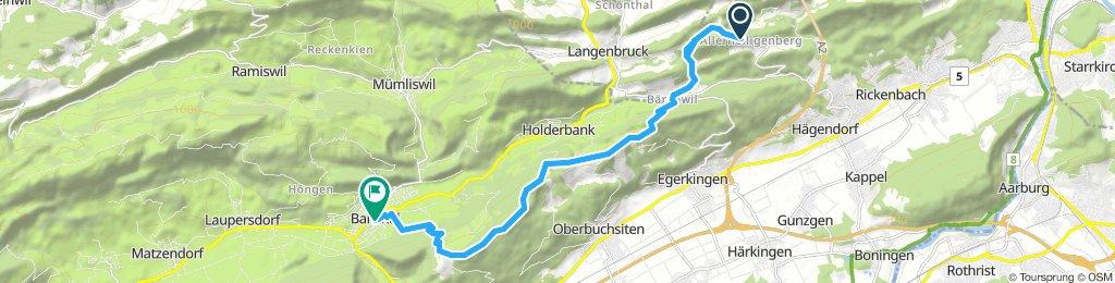 Allerheiligenberg - Balsthal