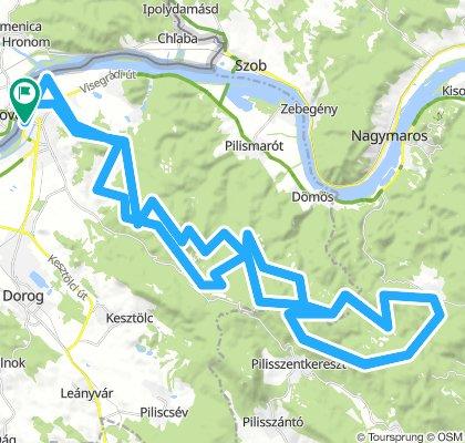 Duna Maraton Hosszútáv 2018