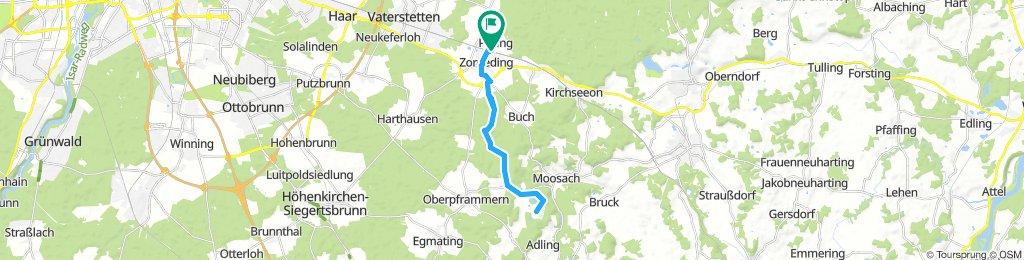 Pöring -Steinsee