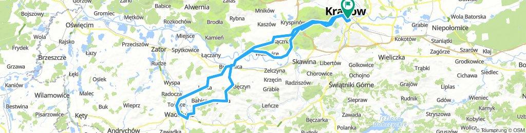 Wadowice - Kremówka Papieska