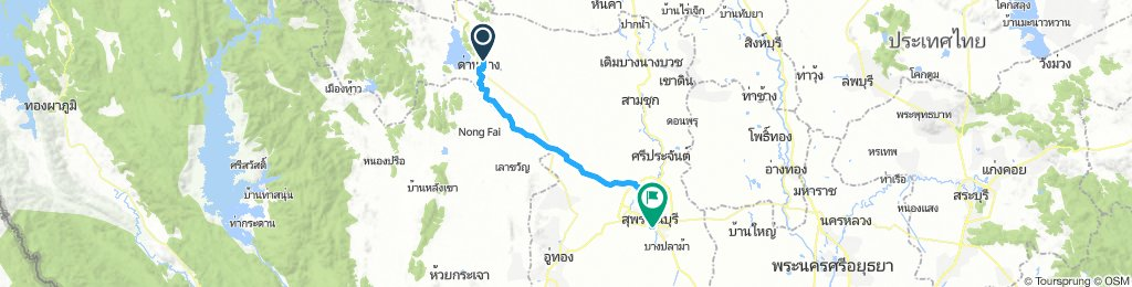nach Suphanburi