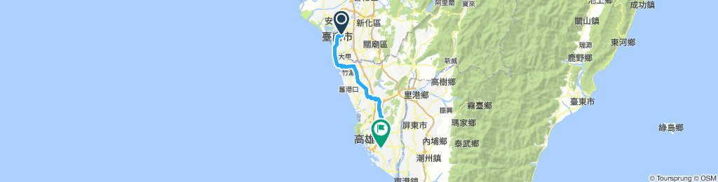 Real DAY4- 台南 TO 高雄