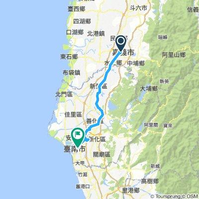 RDAY3 - 嘉義 TO 台南