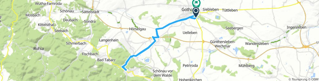 Snail-Like Mittwoch Course In Gotha
