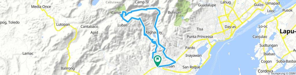 McDonalds Lawaan, Campinsa, Camp7 to Tabunok