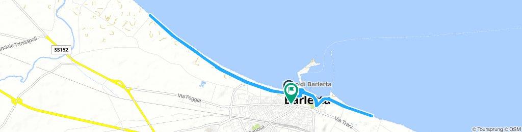 Moderate Giovedì Track In Barletta