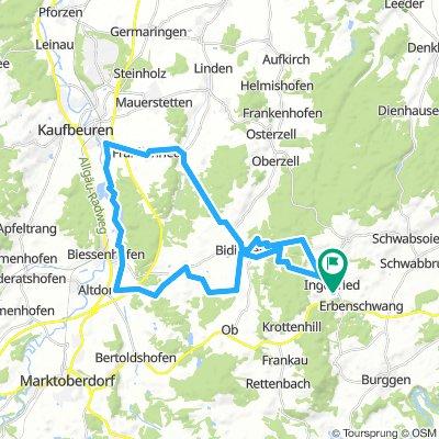 Wertach - Bärenseerunde