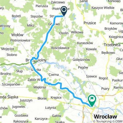 Skokowa - Wroclaw