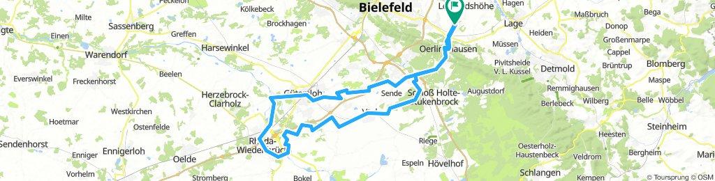Gütersloh-Rheda-Wiedenbrück-Verl