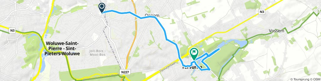 Lengthy Evening Course In Woluwe-Saint-Pierre