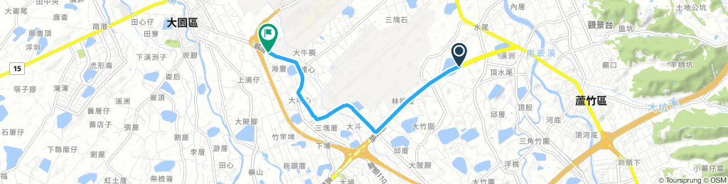 Steady 星期五 Track In 蘆竹鄉