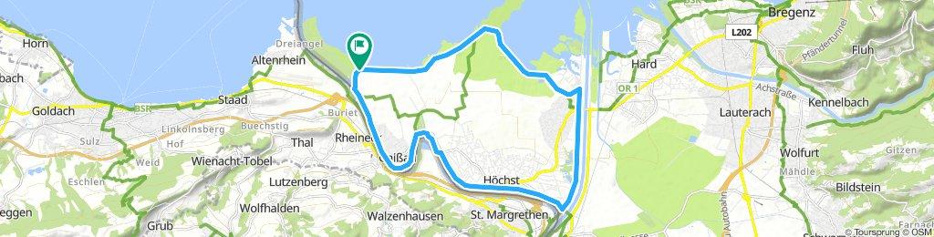 Rohrschach Rheindelta