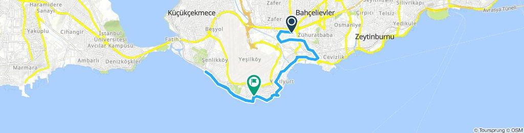 Steady Perşembe Track In Bakırköy
