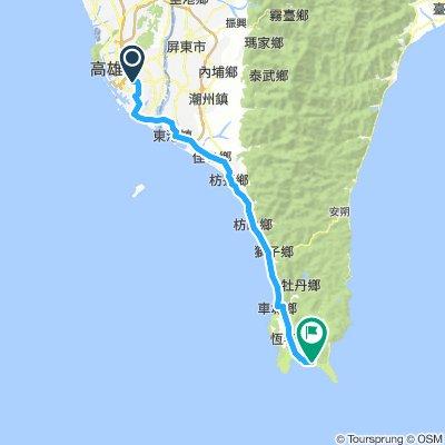RDAY5 - 高雄小港 TO 墾丁大街