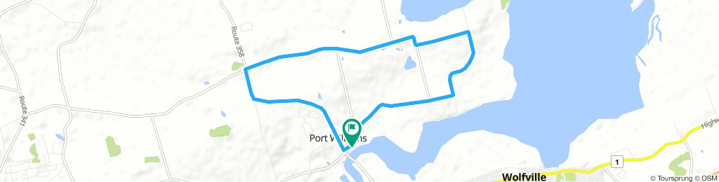Port Williams Loop
