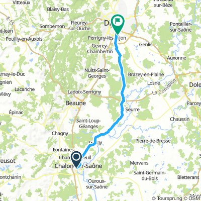 Go to Crit moutarde 2018 - 69,5 km 170D+