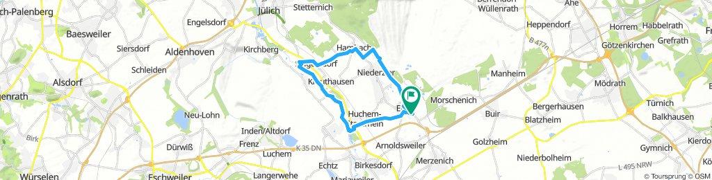 Spred Out Freitag Course In Niederzier
