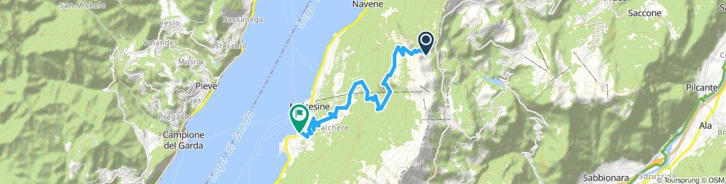 13 Km runter Parkp MB