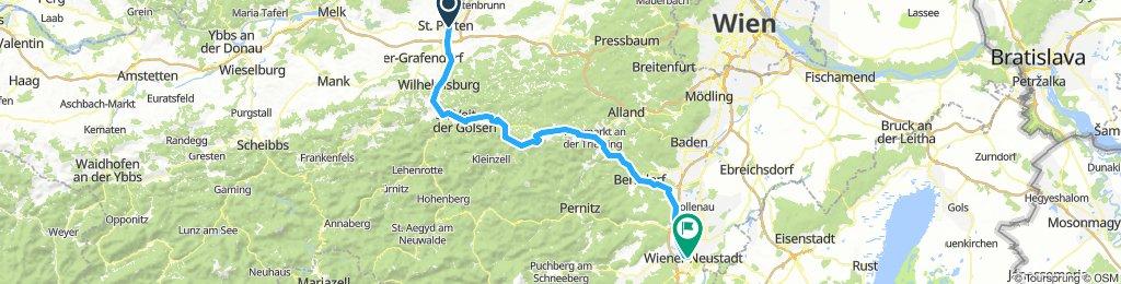 St. Pölten -  Wr. Neustadt